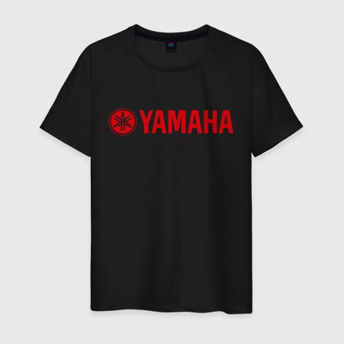 Мужская футболка Yamaha