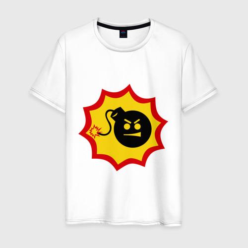 Мужская футболка Крутой Сэм