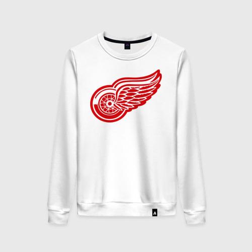 Женский хлопковый свитшот Detroit Red Wings Pavel Datsyuk - Павел Дацюк