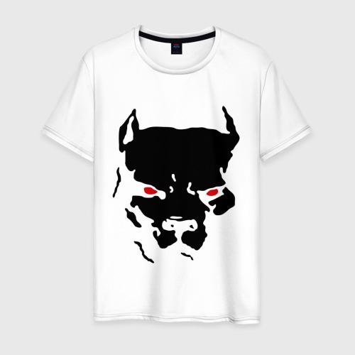 Мужская футболка Стаффордширский терьер