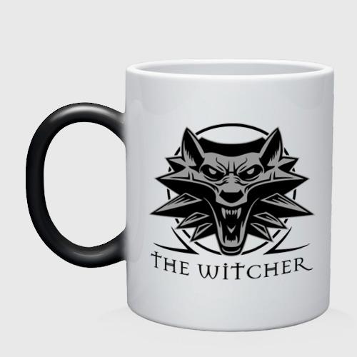 Кружка хамелеон The Witcher 3