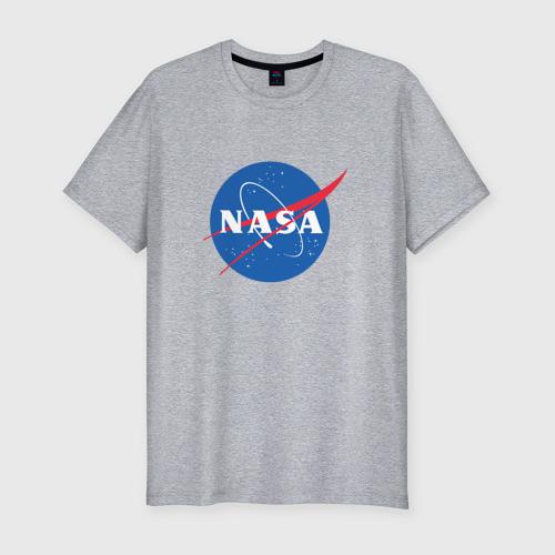 Мужская футболка премиум NASA