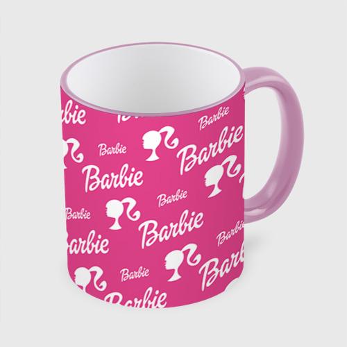 Кружка с полной запечаткой Barbie