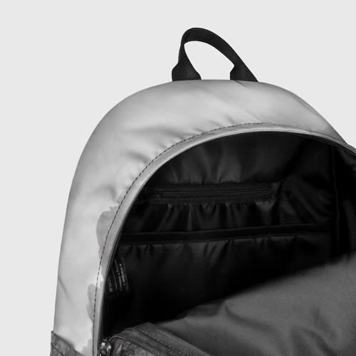 Рюкзак 3D с принтом Горы, фото #7