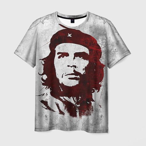 Мужская 3D футболка Че Гевара 1