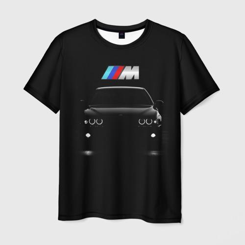 Мужская 3D футболка BMW