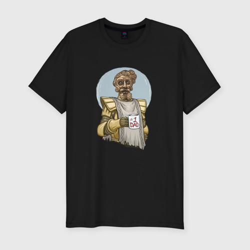 Мужская футболка премиум Giant Dad