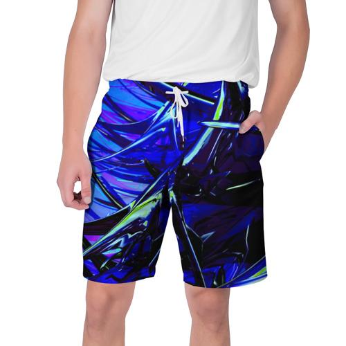 Мужские шорты 3D Острые шипы