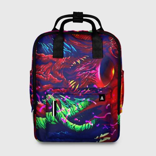 Женский рюкзак 3D Hyper beast