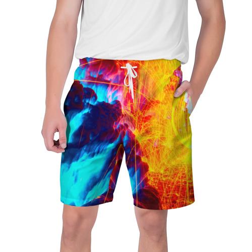 Мужские шорты 3D Вулканический