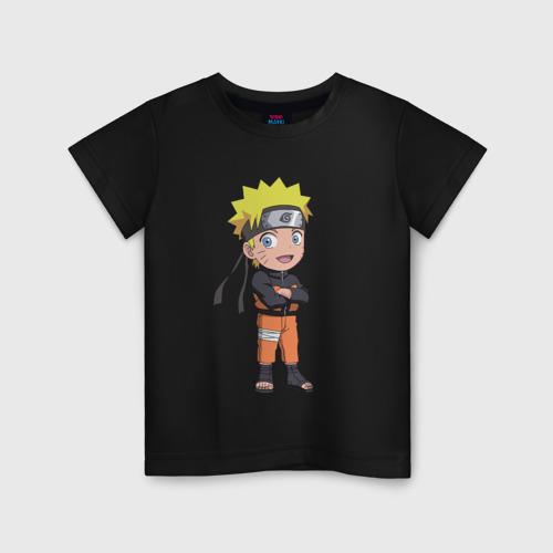 Детская футболка Чиби Наруто