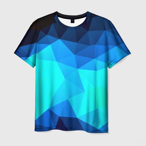 Мужская 3D футболка Pilygon