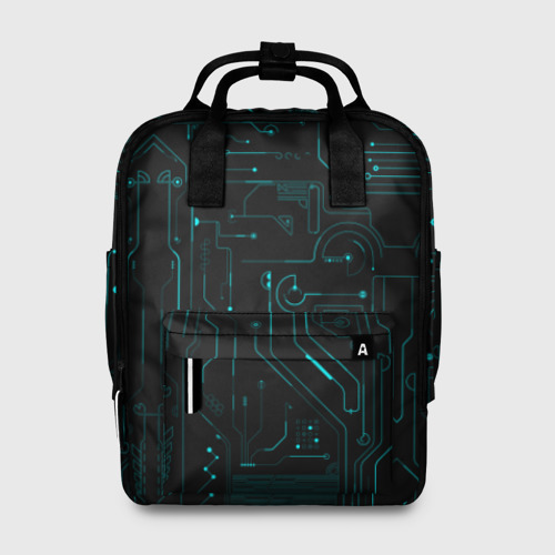 Женский рюкзак 3D Hi-Tech