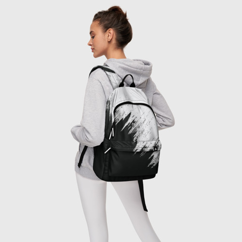 Рюкзак 3D с принтом Краска и ничего лишнего!, фото #4