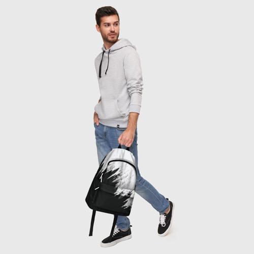 Рюкзак 3D с принтом Краска и ничего лишнего!, фото #5