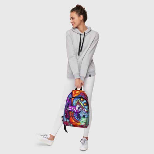 Рюкзак 3D с принтом CS GO, фото #6