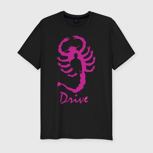 Мужская футболка премиум Драйв