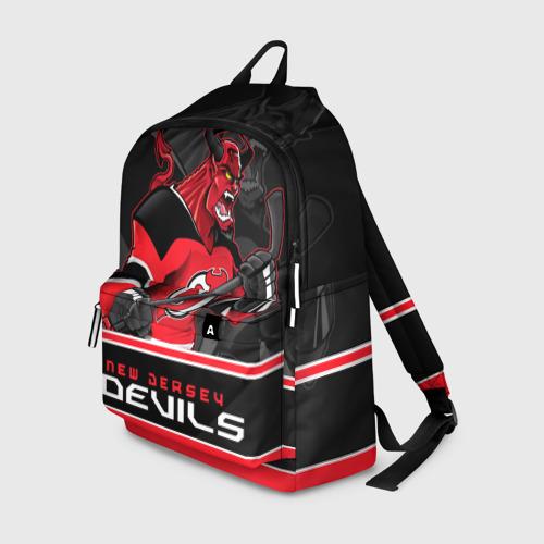 Рюкзак 3D New Jersey Devils