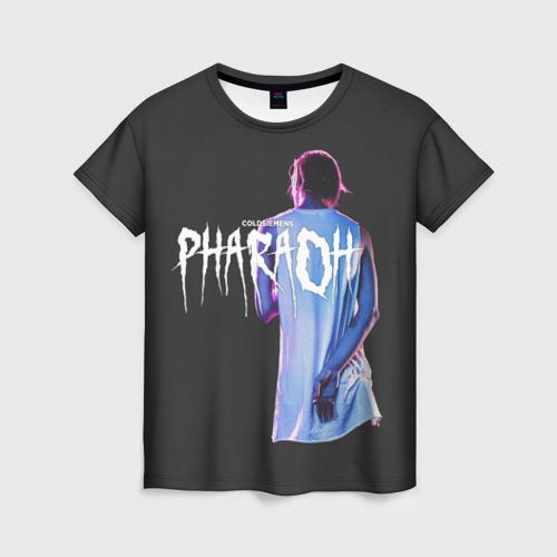 Женская 3D футболка PHARAOH / COLDSIEMENS
