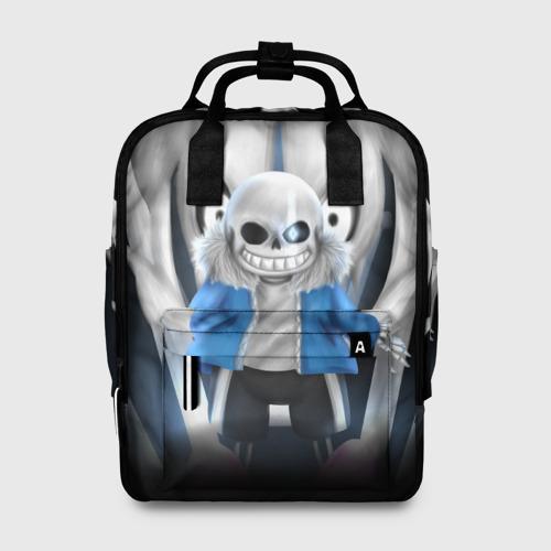 Женский рюкзак 3D Sans