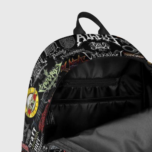 Рюкзак 3D с принтом Hard Rock, фото #7