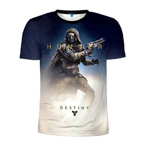 Мужская футболка 3D спортивная с принтом Destiny 17, вид спереди #2