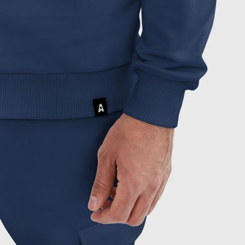 Мужской спортивный костюм с принтом РФБА, фото #4