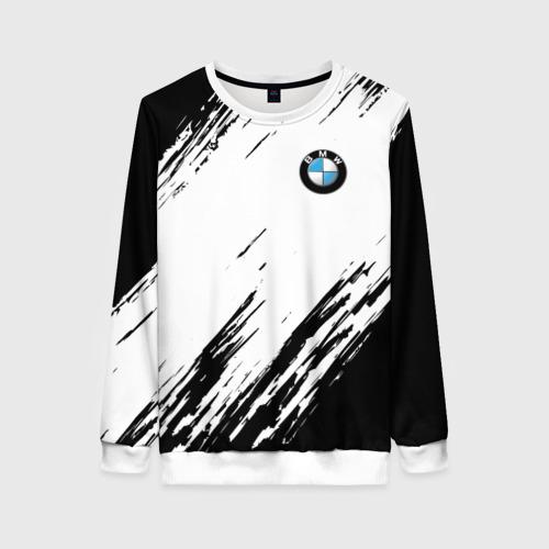 Женский 3D свитшот BMW | БМВ