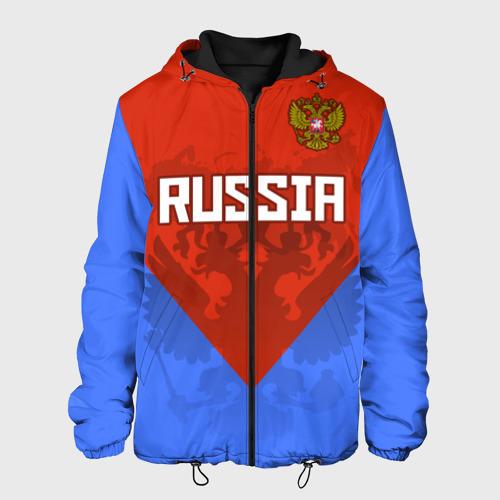 Мужская куртка 3D Russia
