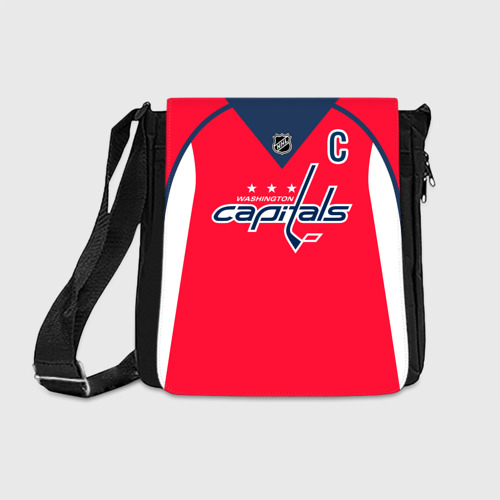 Сумка через плечо Ovechkin Washington Capitals Red