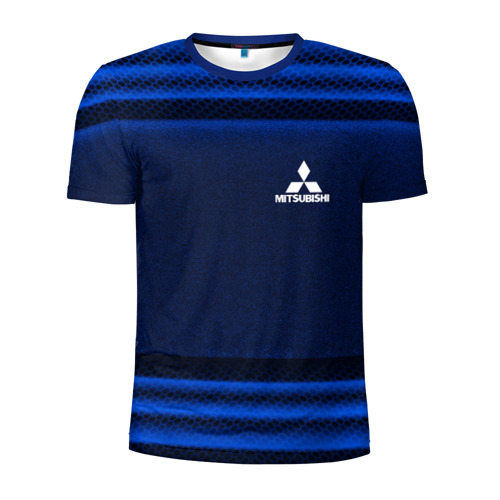 Мужская футболка 3D спортивная Mitsubishi ultra collection