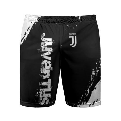 Мужские шорты 3D спортивные JUVENTUS / ЮВЕНТУС