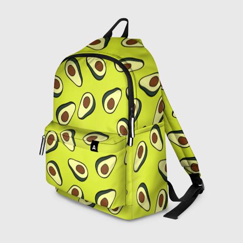 Рюкзак 3D Авокадо