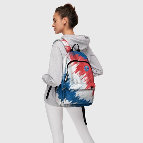 Рюкзак 3D с принтом FC PSG, фото #4
