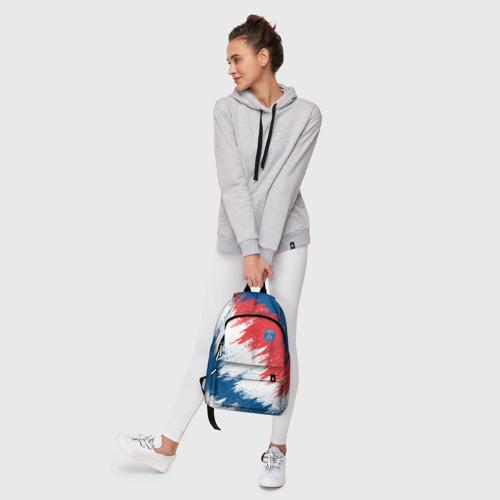 Рюкзак 3D с принтом FC PSG, фото #6