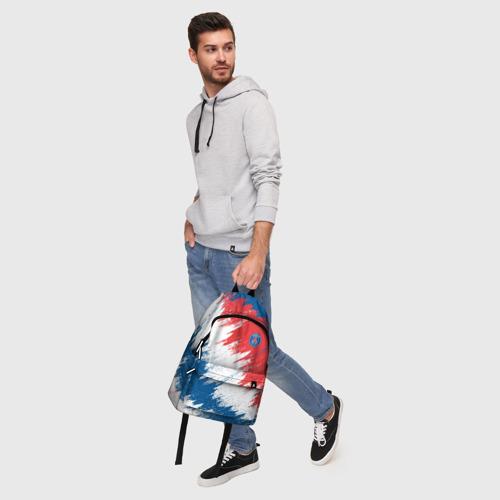 Рюкзак 3D с принтом FC PSG, фото #5