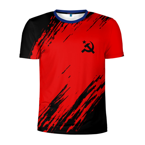 Мужская футболка 3D спортивная USSR SPORT | СССР