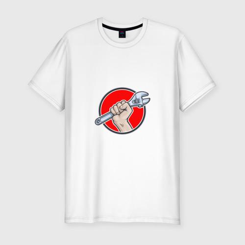 Мужская футболка премиум Мастер на все руки