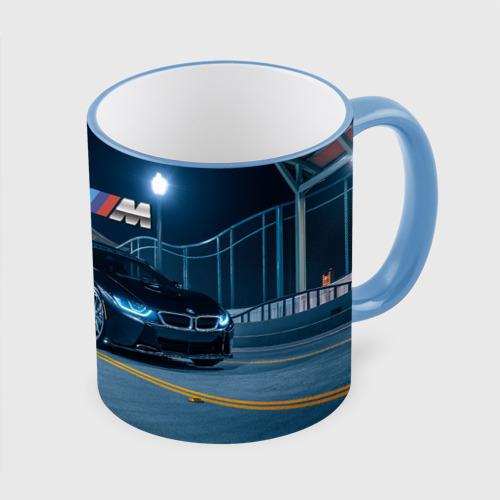 Кружка с полной запечаткой BMW