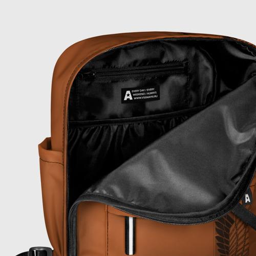Женский рюкзак 3D с принтом Новая форма Атака Титанов, фото #5