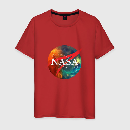 Мужская футболка Nasa Space