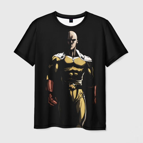 Мужская 3D футболка One-Pucnh Man