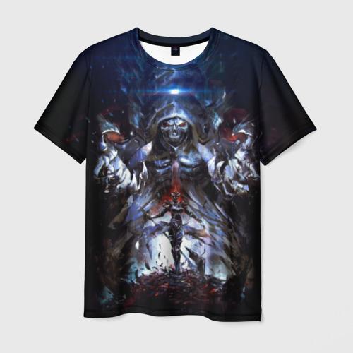 Мужская 3D футболка Оверлорд