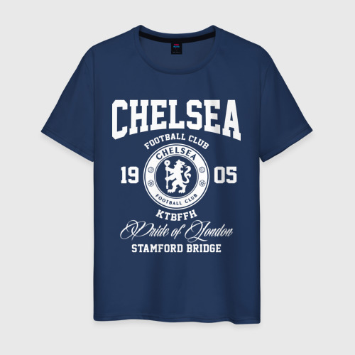 Мужская футболка Челси