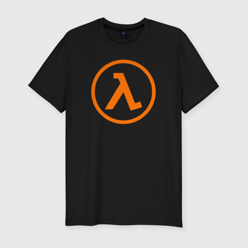 Мужская футболка премиум HALF-LIFE