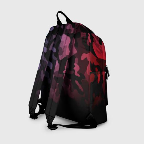 Рюкзак 3D с принтом CS GO, вид сзади #1