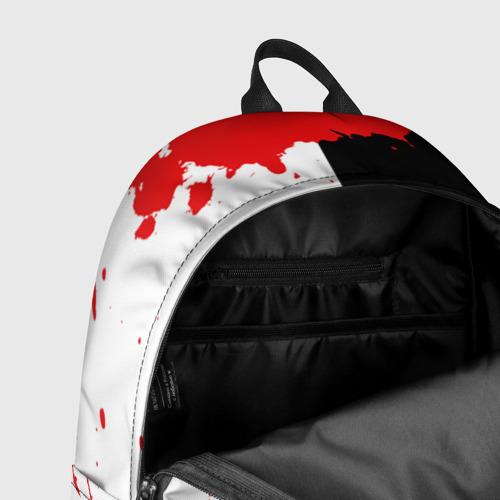 Рюкзак 3D с принтом MONOKUMA Blood, фото #7