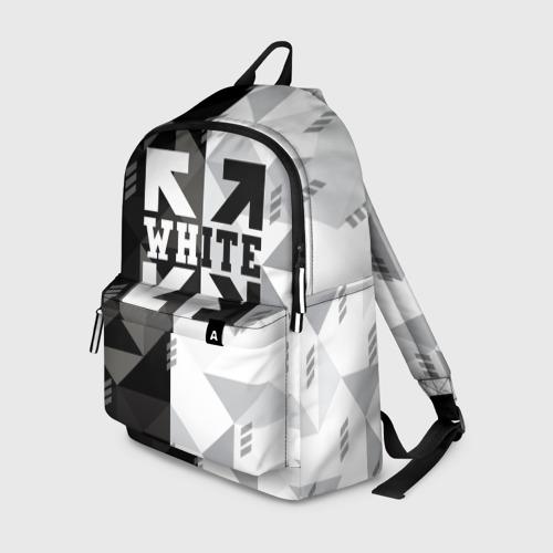 Рюкзак 3D OFF-WHITE