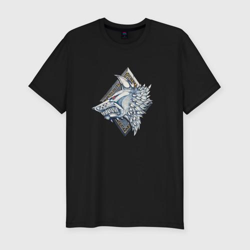 Мужская футболка премиум Space Wolves
