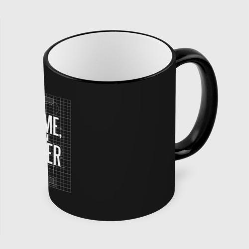 Кружка с полной запечаткой Trust Me, I'm an Engineer